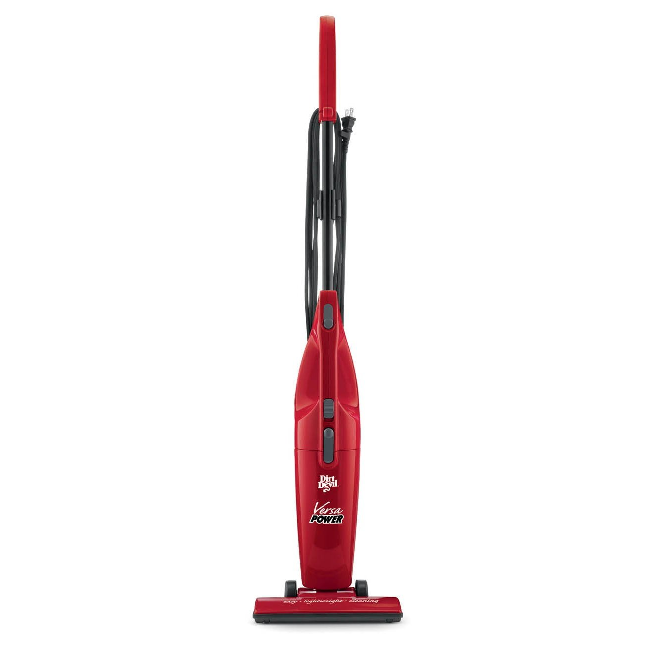 Dirt Devil SD20000RED Versa Power All-in-One Stick Vacuum Cleaner Review