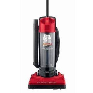 Best Dirt Devil Dynamite Bagless Upright with On-Board Tools - M084650RED Review