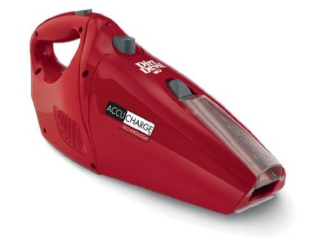 Best Dirt Devil BD10045RED AccuCharge 15.6 Volt Hand Vac Review