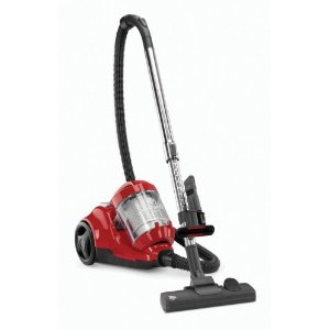 Dirt Devil FeatherLite Cyclonic Canister Vacuum, SD40100 Review