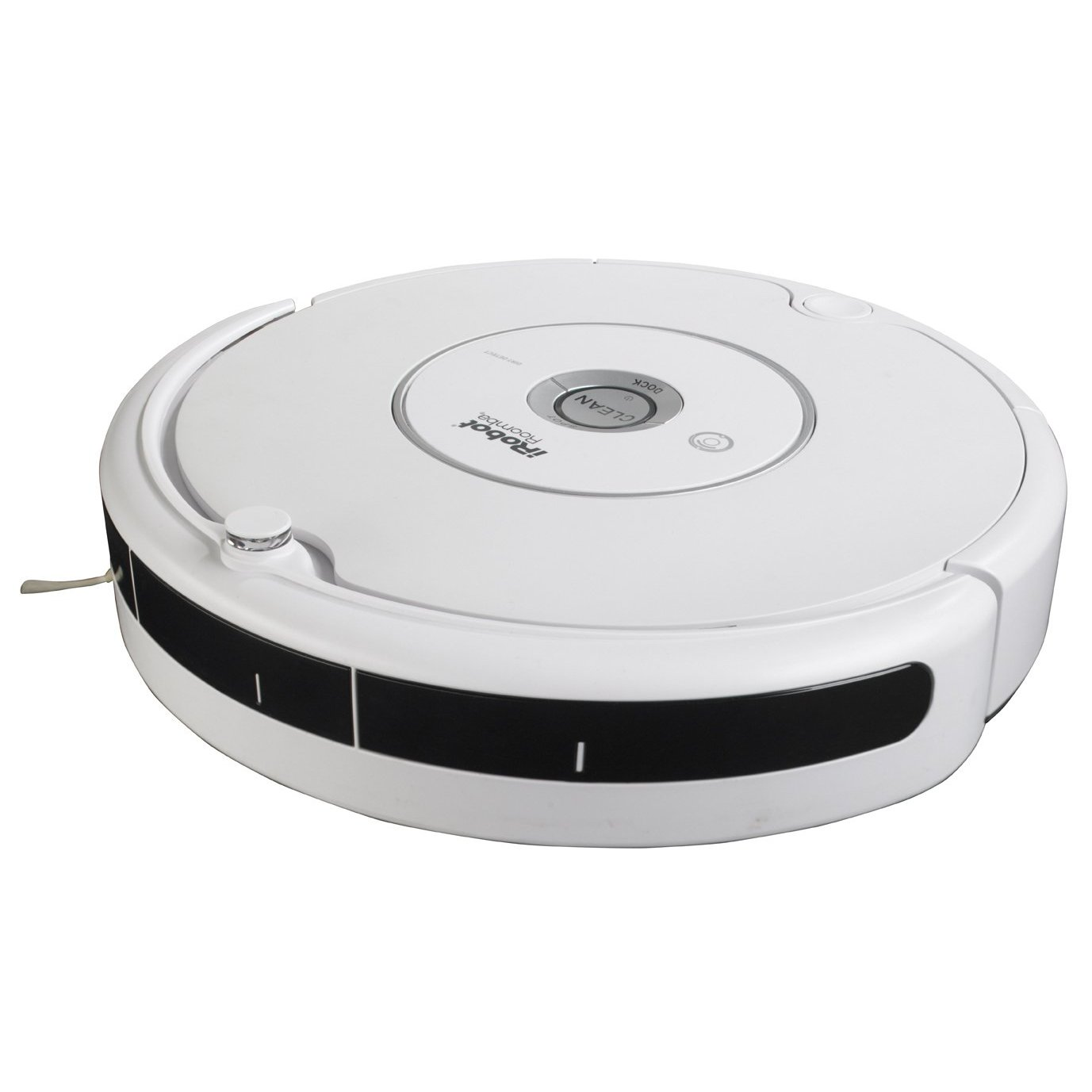 iRobot 530 Roomba Vacuuming Robot, White Review