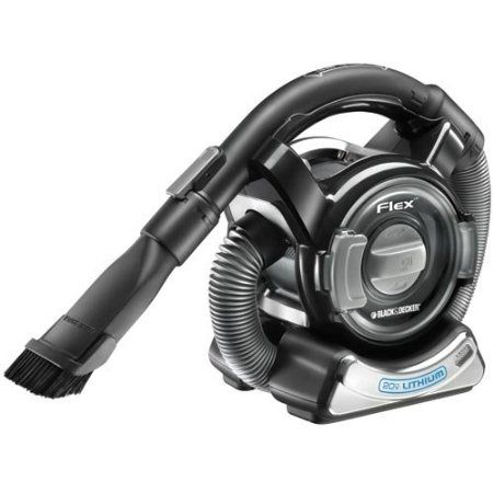 Best Black & Decker Platinum BDH2000FL 20-Volt Max Lithium Ion Flex Vacuum Review