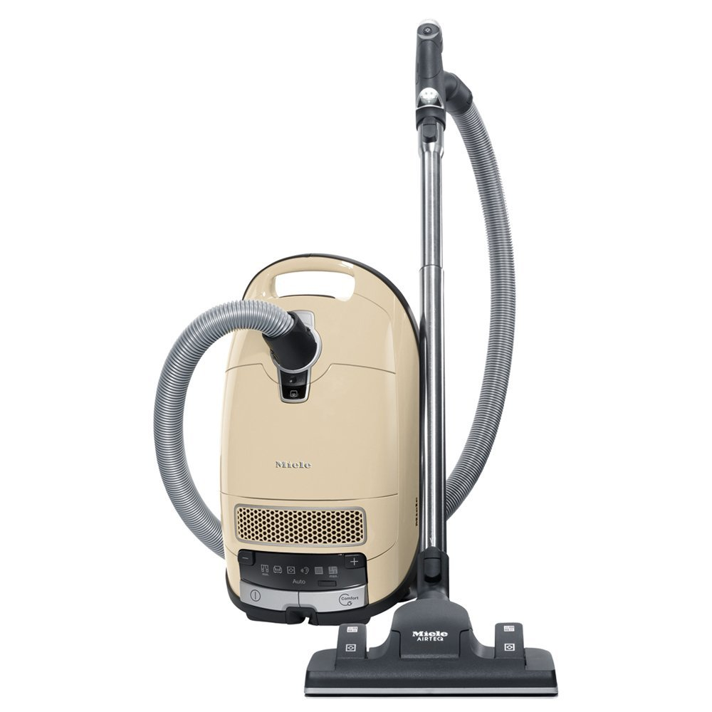 Best Miele S8590 Alize Canister Vacuum Cleaner Review