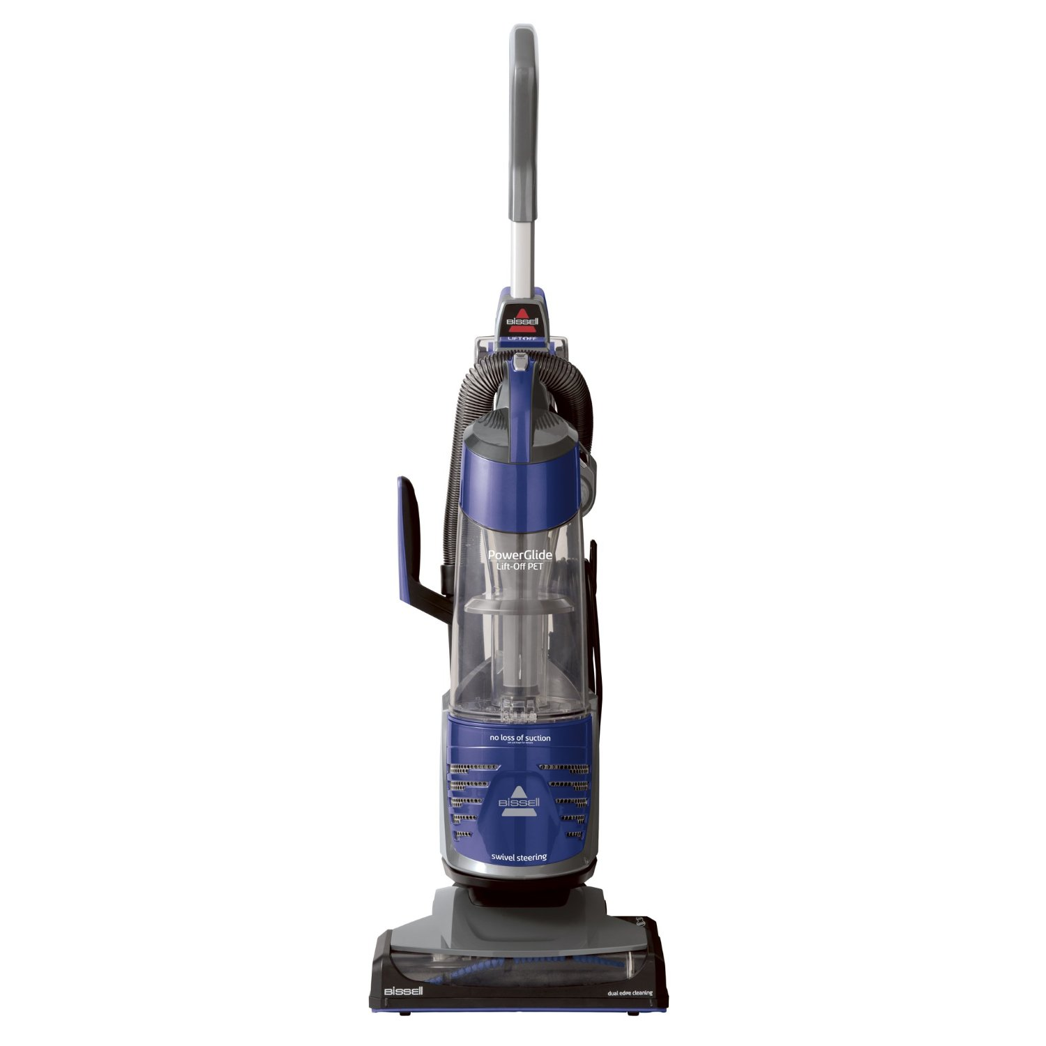 Best BISSELL PowerGlide Pet Bagless Upright Vacuum, 2763 Review