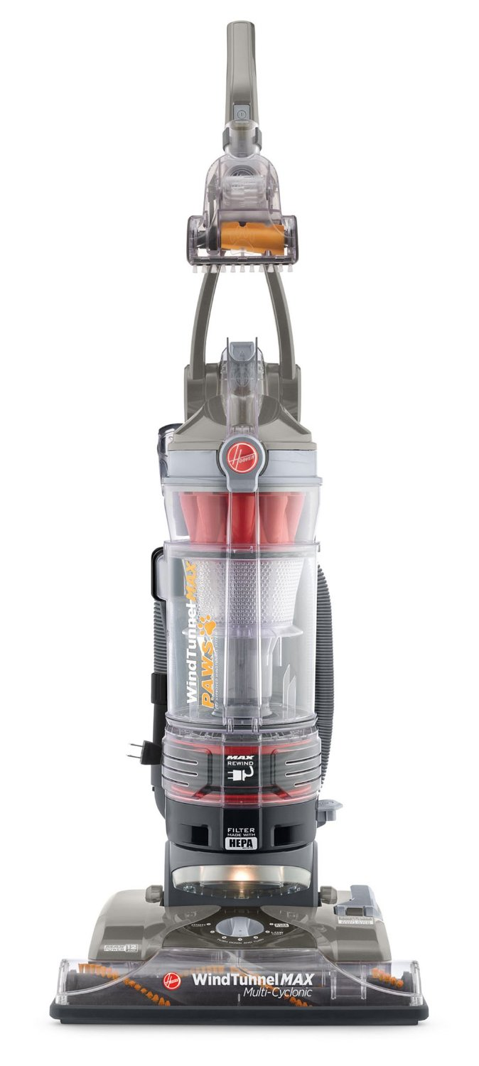 Best Hoover WindTunnel MAX Pet Plus Multi-Cyclonic Bagless Upright, UH70605 Review